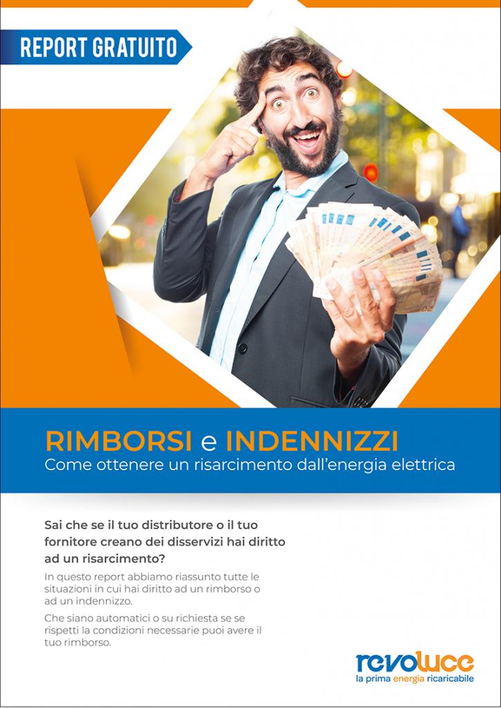 Report Rimborsi Indennizzi Revoluce
